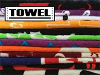 オリジナルタオル製作