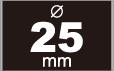 缶バッジ 25mm