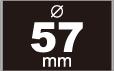 缶バッジ 57mm