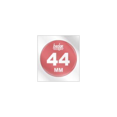 画像1: [BA]缶バッジOPP包装-44mm
