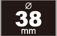 缶バッジ 38mm