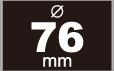缶バッジ 76mm